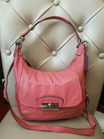 Used AUTHENTIC COACH KRISTIN LEATHER BAG.. in Dubai, UAE