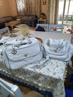 Used Set of 2 baby bag in Dubai, UAE