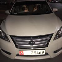 Used Nissan Centra  in Dubai, UAE