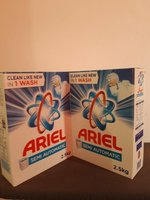 Used Ariel 2.5kg (2 piece) in Dubai, UAE