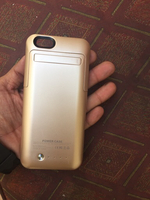 Used Iphone 6 & 6s betorry backup case in Dubai, UAE