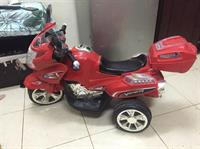 Baby Sport Bike With Bettry Charger Working Good Condition