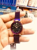 Used LADIES MAGNETIC STRAP WATCH in Dubai, UAE