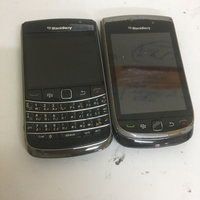 Touch and keypad bb # not working