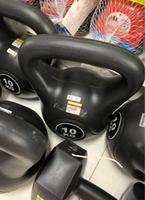 Used Kettlebell 10 kg new in Dubai, UAE
