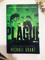 Used PLAGUE by Micheal Grant, GONE #4 in Dubai, UAE