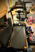 Used Marshal PKT 3140 Treadmill with Massager in Dubai, UAE