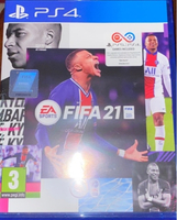 Used FIFA 21 PS4 Game in Dubai, UAE