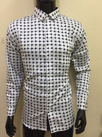 Used Caution white shirt - Size XXL in Dubai, UAE