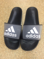 Used Adidas slipper size 44 in Dubai, UAE