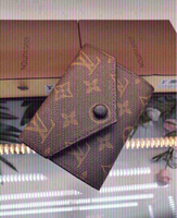 Louis Vuitton small wallet with box