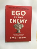 Used Ego is the Enemy - Ryan Holiday  in Dubai, UAE