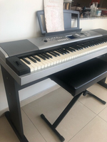 Used Yamaha Keyboard (Grand Piano GDX-520)  in Dubai, UAE