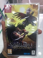 Used Switch Samurai Showdown in Dubai, UAE
