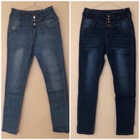 2x NEW Ladies Jeans LARGE + 🎁