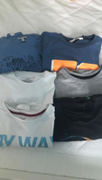 Used Young boys T-shirts 13-14yrs 6pcs in Dubai, UAE