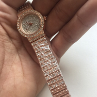 Ladies watch rose gold needs new battery