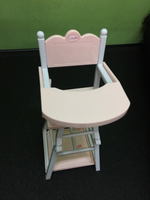 Used Corolle High Chair for Dolls in Dubai, UAE