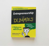 Used Book: Entrepreneurship for Dummies in Dubai, UAE