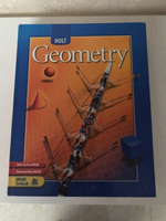 Used GEOMETRY Text Book 📖 HOLT in Dubai, UAE