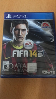 Used FIFA 14 PS4 in Dubai, UAE
