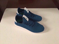 Used Adidas PW sneakers size 42, new in Dubai, UAE