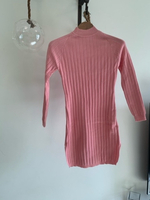 Used Pink cotton ladies jumper  in Dubai, UAE
