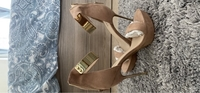 Used New Bakers high heel sandals.Size US 8.5 in Dubai, UAE