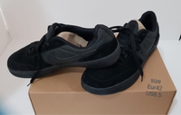 Used Nike SB suede Black size EU42 in Dubai, UAE