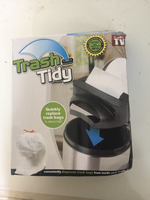 Trash tidy new