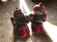 Used Robot winter house snuggle boots in Dubai, UAE