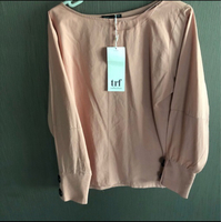 Used Brand new blouse from Zara, with the tag in Dubai, UAE