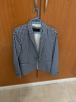 Used Zara, blue jacket  in Dubai, UAE