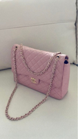 Used Chanel nude pink women bag in Dubai, UAE