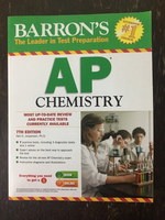 Used AP Chemistry and SAT 2 Chemistry Books in Dubai, UAE
