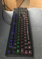 Used AUKEY LED-Backlit Mechanical Keyboard in Dubai, UAE
