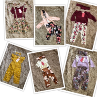 Used Patpat clothes size 3-6-9 months in Dubai, UAE