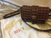 Used Authentic red Valentino  in Dubai, UAE