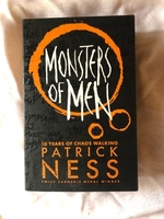 Used Monsters Of Men by Patrick Ness in Dubai, UAE
