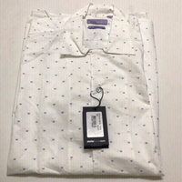 Atelier prive  white small shirt 👔