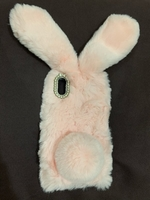 Used Pink bunny iPhone X or XS case in Dubai, UAE