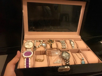 Used Watch box for ladies or gents. in Dubai, UAE