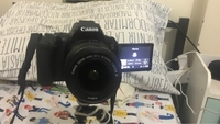 Used DALE 250D canon camera  in Dubai, UAE