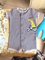 Used New Carter's daily wear printed romper👶 in Dubai, UAE