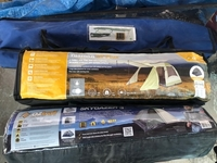 Used Camping Tents and Bed  in Dubai, UAE
