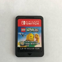 Used LEGO WORLDS (NO CASE- NINTENDO SWITCH) in Dubai, UAE