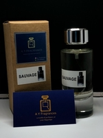 Used Dior sauvage mens perfume 100ml in Dubai, UAE