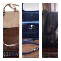 Used 3 pcs bag preloved authentic  in Dubai, UAE