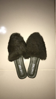Used New furry shoes  in Dubai, UAE