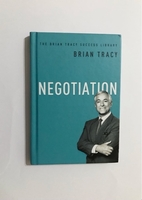 Used Negotiation - Brian Tracy (hardcover) in Dubai, UAE